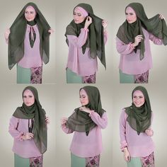 #SimpleAndSweetHijab Simple Hijab Tutorial by Mimi Alysa