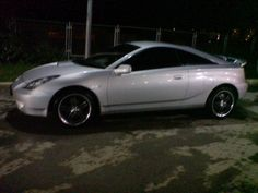 Toyota Celica This was my first car .. And I'll probably die still driving it.