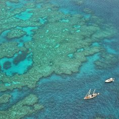 Great Barrier Reef from a helicopter. I left the boats there for scale.  #nature #landscape #scenery #travel #photooftheday #picoftheday  #wanderlust #vsco #vscocam #like4like #likeforlike #instadaily #beautifuldestinations #follow #follow4follow #followforfollow #latergram #bestoftheday #instadaily #instagram #travelgram #beautiful #awesome #followme #amazing #instatravel #igdaily #greatbarrierreef #australia #coral by ericjtsang http://ift.tt/1UokkV2