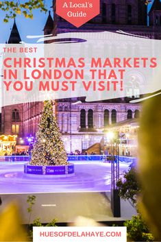 98636f0ad9e36 Three of the best Christmas markets in London that you must visit