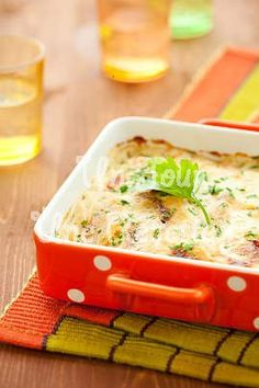Photo de la recette Gratin pommes de terre raclette