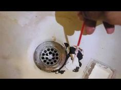 Fix Rust Spot Chipped Bathtub U0026 Sink With Simple Store Bought Product    YouTube