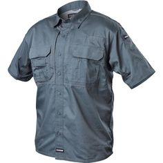 Blackhawk Tactical Pursuit Short Sleeve Shirt Navy X-Large, Blue