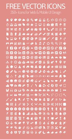 Amazing hand crafted, Vector icons included fully customizable free icon set available in EPS, PSD, PNG, SVG and Web Font so you can include them in your Web Design, Game Design, Tool Design, Flat Design, Design Layouts, Creative Design, Vector Icons, Vector Free, Vector Graphics