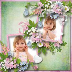 Girls Dresses, Flower Girl Dresses, Layout Design, Layouts, Floral Wreath, Romantic, Wedding Dresses, Flowers, Shop