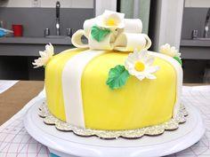 Wilton cake class, final project.