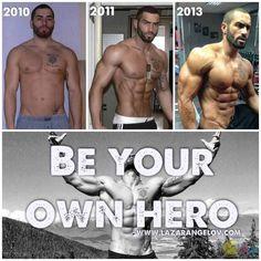Lazar Angelov Transformation!