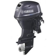 YAMAHA silnik zaburtowy F25DES
