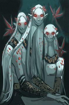 Трувоши, народ, из которого происходит вторая жена Короля и мать Унара, его второго сына -У трувошей довольно разные параметры роста, они могут быть от полутора до двух с половиной и иногда даже д... — Родной юрт