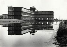 Christelijk Lyceum Buitenveldert met conciergewoning, 1959-1963