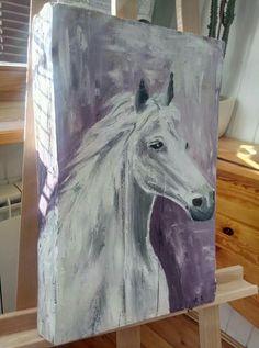 #horse#olej