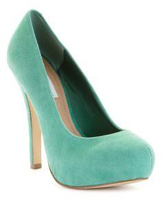 Steve Madden Women's Shoes, Traisie Platform Pumps