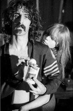 Gail  Frank Zappa