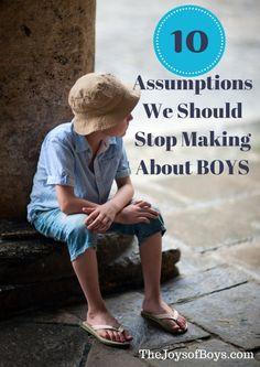 10 Assumptions We Sh