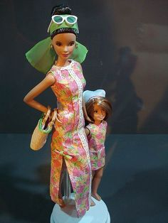 lilly pulitzer barbie - Google Search