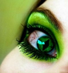 dragon makeup | ... topic views 3640 post subject amazing eye makeup amazing eye makeup