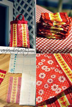 Arjen iloja etsimässä: Kettukarkkikassi. Candy paper crafts.