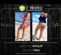 Defining Gel is an intensive skin care gel that deeply hydrates while firming areas such as the abdomen, back, legs, and upper arms. When used regularly, Defining Gel minimizes the appearance of cellulite and varicose veins.Call or text It Works Wraps, It Works Defining Gel, Acne Dark Spots, It Works Distributor, It Works Global, 90 Day Challenge, Body Acne, Health, Fotografia