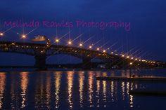 The Yorktown Bridge