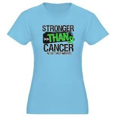 Stronger Than Bile Duct Cancer Shirts by www.hopedreamsdesigns.com
