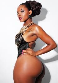 ebony big ass pic XL Booty is dedicated in.