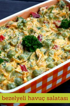 Bezelyeli Havuç Salatası #bezelyelihavuçsalatası #salatatarifleri #nefisyemektarifleri #yemektarifleri #tarifsunum #lezzetlitarifler #lezzet #sunum #sunumönemlidir #tarif #yemek #food #yummy