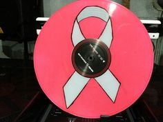 Custom Serato vinyl created to support the 17th Street Cancer Crusade Brooklyn, NY.  DJs against cancer