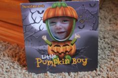 Love that you can customize this book with your baby's picture. And you can update it every year!
