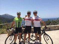 More marsh-Mallows.com cycling in Mallorca