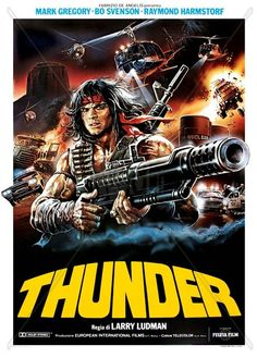 Thunder / Tonnerre de Larry LUDMAN aka Fabrizio De ANGELIS (1983)