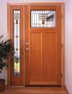 front door single sidelight - Google Search