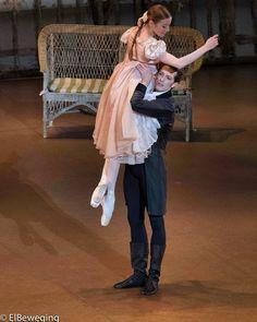 ballet ballerina danseur etoile Paris Opera Ballet onegin ludmila pagliero Mathieu Ganio neverending onegin spam