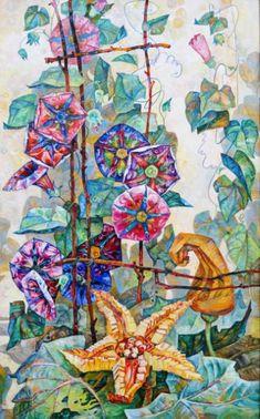 'August Blooming'