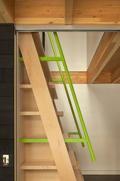 Imagen 9 de 20 de la galería de Residencia en Kicking Horse / Bohlin Cywinski Jackson + Association with Bohlin Grauman Miller Architects. Fotografía de Nic Lehoux