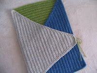 """""""The Baby Cozy"""" really cool swaddling blanket.  This is a Crochet-along step by step instruction pattern."""