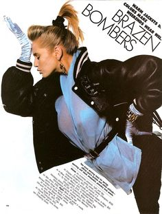 Elle 1985 feat Ashley Richardson