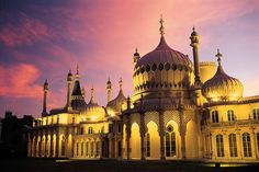 Royal Pavilion (1815-1822), Brighton, England