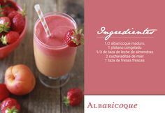 Smoothie-albaricoque