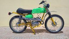 Cimatti - Sagittario Cross - 49 cc - 1972 Vintage Moped, Antique Auctions, Ceramics, Antiques, Ceramica, Antiquities, Pottery, Antique, Ceramic Art