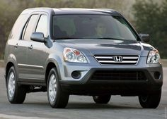 Honda CRV. I've always had mixed feelings about this car, but it still deserves to be on my board