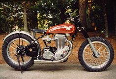 Matchless '59 G80R - perfect proportioned motorcycle