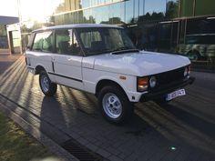 Range Rover Classic 1981 3.5 V8 Bullpower