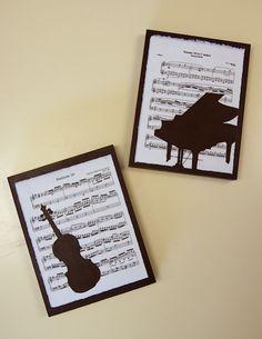 siluetes instruments