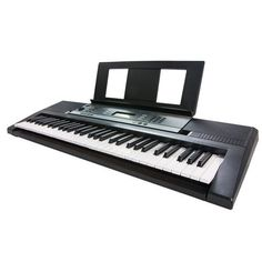 Yamaha YPT240 61-Key Portable Keyboard with Ultra Wide Stereo, iPhone, iPad and iPod touch Connectivity, http://www.amazon.com/dp/B00DJ66G3W/ref=cm_sw_r_pi_awdm_-vpIub0V8G4VE