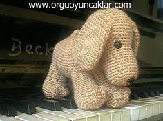 Amigurumi Dog Pattern by Denizmum on Etsy