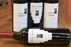 Bodegas Aragonesas lanzó al mercado dos variedades de vino con la etiqueta Ecce Homo.EFE