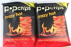 Target: Crazy Hot Pop Chips ONLY $.90/bag ~Mama Bees Freebies