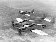 North American : XP-82 : Twin Mustang | Flickr - Photo Sharing!