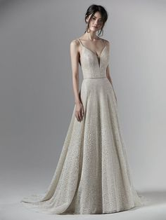 Style #Milo Sample available at Ellynne Bridal (Lincoln, Nebraska) for National Bridal Sale: July 17th - July 24th 2021. Visit our website or call to book an appointment: (402)-489-7770 Wedding Dress Boutiques, Designer Wedding Gowns, Wedding Dress Shopping, Wedding Designers, Sottero And Midgley Wedding Dresses, Sottero Midgley, Vestidos Boutique, Boutique Dresses, Alexandra's Boutique