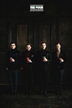 Что такое – «The FOUR»?  Выбирая одного ведущего, Вы выбираете целую команду.  #4THEFOUR #thefour4 #the_four #ведущиемероприятий #ведущие #ведущий #креативнаякоманда #ведущиеведущие #дмитийвенгерчук #event #Moscow #showmen #style #suit #man
